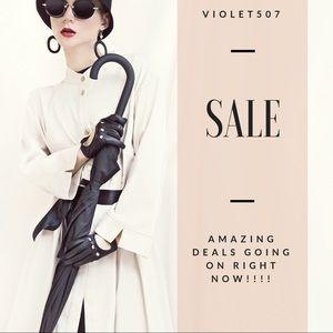 Sale @VIOLET507